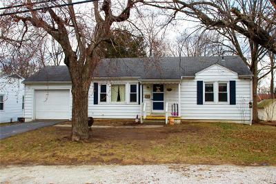Wentzville Single Family Home For Sale: 306 Meyer Road