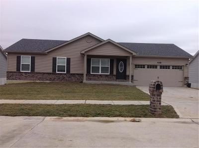 Wright City Single Family Home For Sale: Lake Tucci Manor