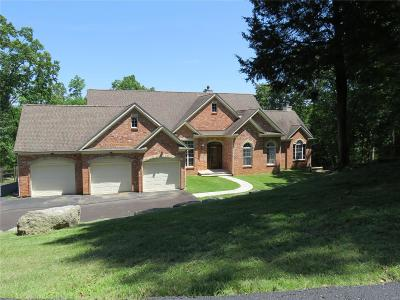 High Ridge Single Family Home For Sale: 800 Wildflower Valley Drive