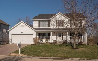 Dardenne Prairie Single Family Home For Sale: 2932 Sandtrap Drive
