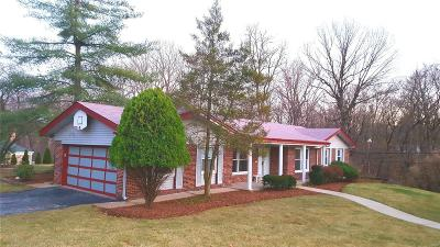 Chesterfield Single Family Home For Sale: 243 Chateaugay Lane