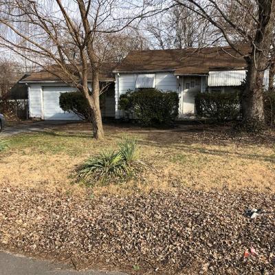 Cahokia Single Family Home For Sale: 3803 White Street
