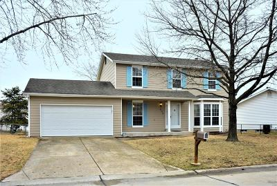 St Peters Single Family Home For Sale: 600 Settlers Circle