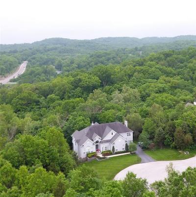 Wildwood Single Family Home For Sale: 4016 Princeton Ridge Drive