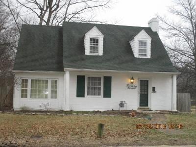 Louisiana Single Family Home For Sale: 2100 South Carolina Street