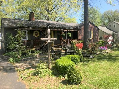 Single Family Home For Sale: 716 Taylor Avenue