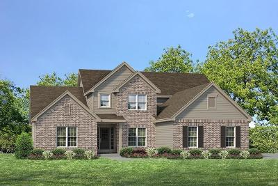 O'Fallon Single Family Home For Sale: 401 Gatehouse Circle