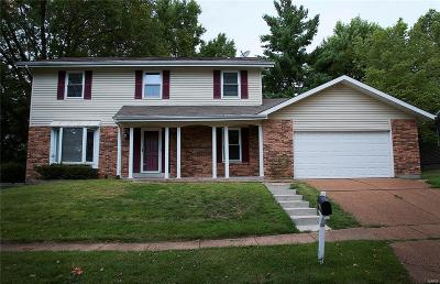 Chesterfield Single Family Home For Sale: 14219 Rainy Lake Drive