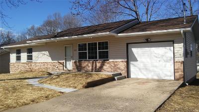 Park Hills, Desloge Single Family Home For Sale: 307 Allen