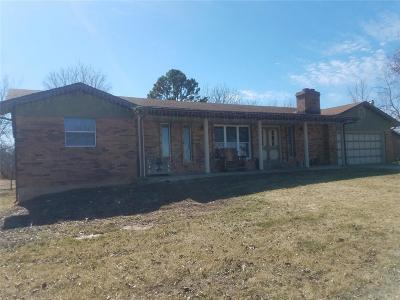 Troy Single Family Home For Sale: 6228 Hwy K