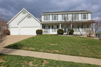 ST CHARLES Single Family Home For Sale: 1834 Prescott Ridge