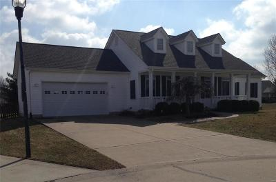 Montgomery City MO Single Family Home Contingent No Kickout: $176,500