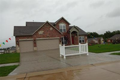 Wentzville Single Family Home For Sale: 901 Mule Creek