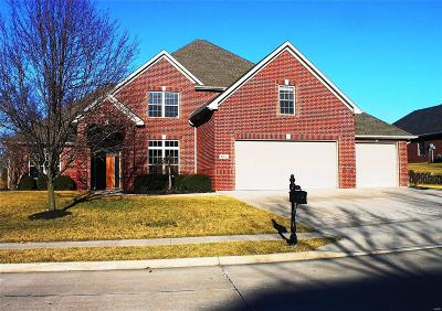 Columbia Single Family Home For Sale: 4906 Durham Chase