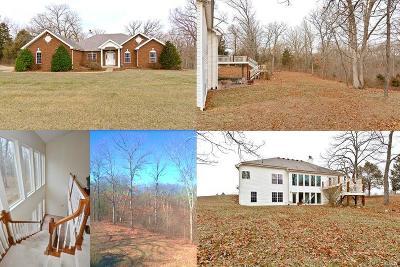 Wright City Single Family Home For Sale: 29141 Lakeside Lane
