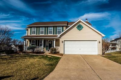St Peters Single Family Home For Sale: 272 Barkwood Trails Drive