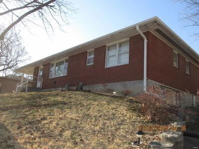 Pike County Single Family Home For Sale: 1805 Marion Drive