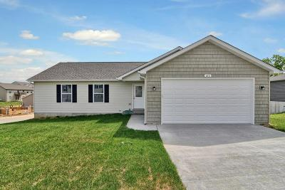 Union Single Family Home For Sale: 412 Godsey Drive