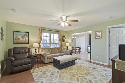 Lake St Louis Condo/Townhouse For Sale: 9124 Welsh Drive