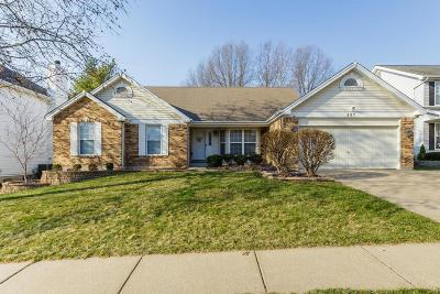 St Peters Single Family Home For Sale: 607 Wyatt Drive