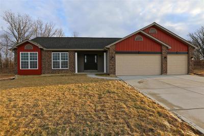 Warren County Single Family Home For Sale: 526 Austin Drive