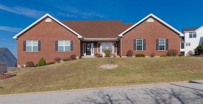 Weldon Spring Single Family Home For Sale: 171 Blackrock