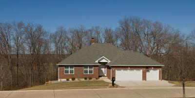 Troy Single Family Home For Sale: 223 Estates Drive