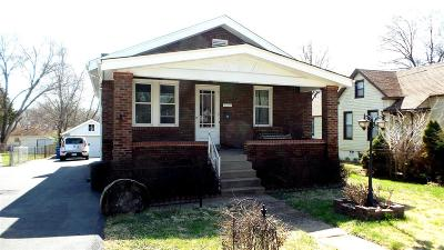Single Family Home For Sale: 7828 Delmont