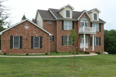 Single Family Home For Sale: 6430 Hagemann