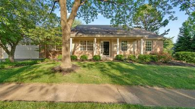 Chesterfield Single Family Home Contingent No Kickout: 2362 Fairwood Forest Court
