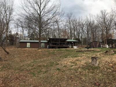 Bonne Terre MO Single Family Home For Sale: $134,900
