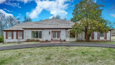 Single Family Home For Sale: 11111 Hermitage Hill Road