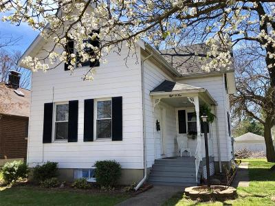 Single Family Home For Sale: 804 12th Street