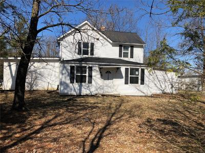 Wildwood Single Family Home For Sale: 17303 Manchester Road