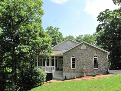 Arnold Single Family Home For Sale: 2765 Riebold Drive