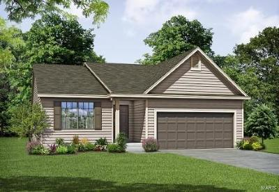 Wentzville MO Single Family Home For Sale: $261,900