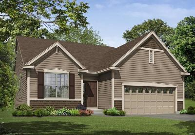 Wentzville Single Family Home For Sale: 1 Tbb-Meridian@pinewoods Estates