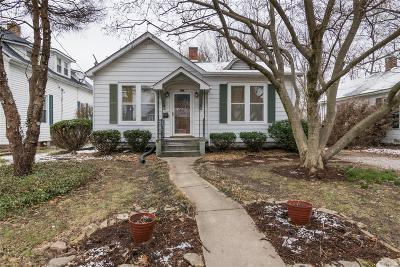 Edwardsville IL Single Family Home For Sale: $115,000