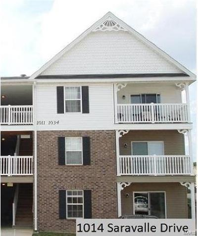 St Peters Condo/Townhouse Option: 1014 Saravalle Drive