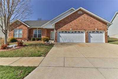Arnold Single Family Home Option: 600 Hickory Manor Drive