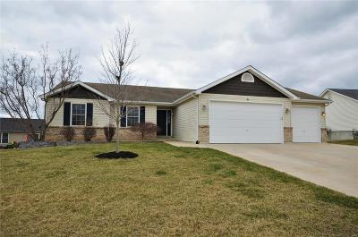 Troy MO Single Family Home Contingent No Kickout: $214,500