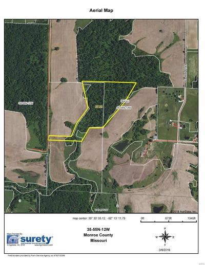 Adair County, Audrain County, Clark County, Knox County, Lewis County, Macon County, Marion County, Monroe County, Pike County, Ralls County, Scott County, Shelby County Farm For Sale: 8 Hwy K