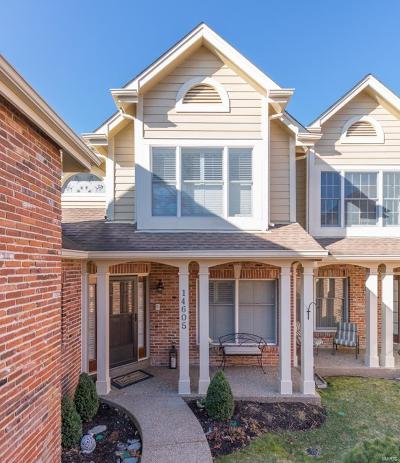 Chesterfield Condo/Townhouse For Sale: 14605 Timberlake Manor Court