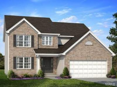 Maryland Heights Single Family Home For Sale: 1996 Maryland Oaks Circle