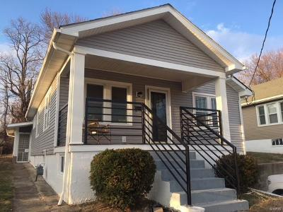 Hannibal MO Single Family Home Contingent No Kickout: $115,000