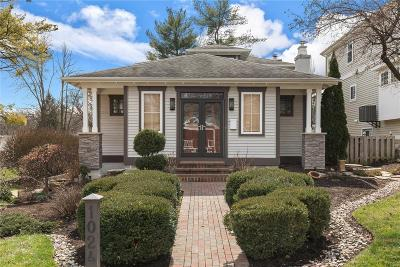 St Louis Single Family Home For Sale: 1024 Brownell Avenue