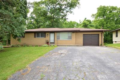 Fairview Heights Single Family Home For Sale: 9619 Ridge Heights Road