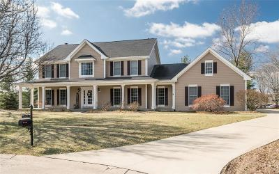 Chesterfield Single Family Home For Sale: 17716 Blackwood Court