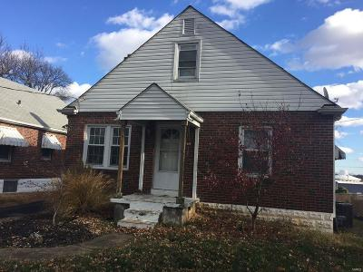 Bridgeton Single Family Home For Sale: 3754 Fee Fee