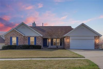 St Peters Single Family Home For Sale: 4 Moorbriar Court